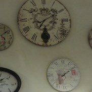 Every clock is set at 7 & 2. Get it?
