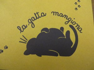 La Gatta's cute logo.