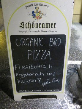 "All organic, or ""bio"" as it is called here."