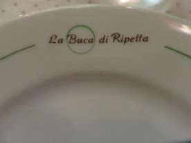 "Wouldn't you like to have your name on a plate? I am thinking ""Casa Barton."""